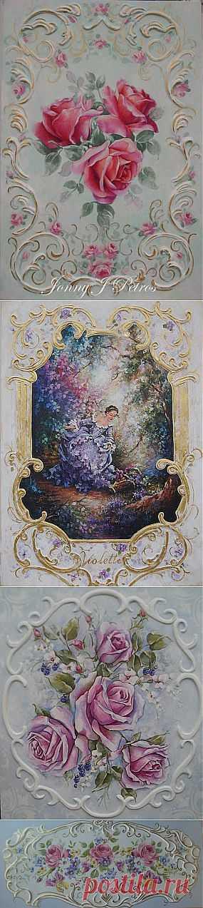 royal rococo : Paintings