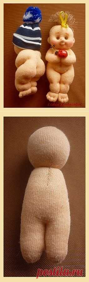Мастер класс по маленьким куколкам / Разнообразные игрушки ручной работы / PassionForum - мастер-классы по рукоделию