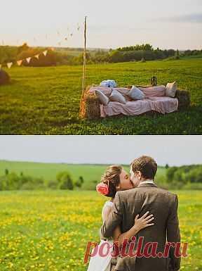 One day in May: свадьба Юлии и Виталия - WeddyWood