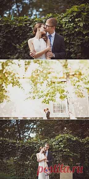 Это счастье: свадебная съемка Ани и Кирилла - WeddyWood