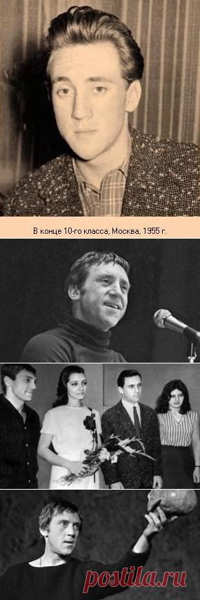 5 малоизвестных историй из жизни Владимира Высоцкого / Назад в СССР / Back in USSR
