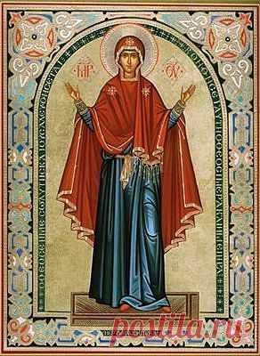 Из советов схимонахини Антонии....
