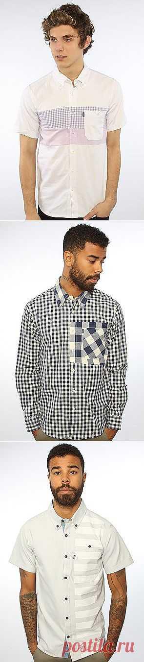 11 After 11- детали мужских рубашек (подборка) / Рубашки / Модный сайт о стильной переделке одежды и интерьера