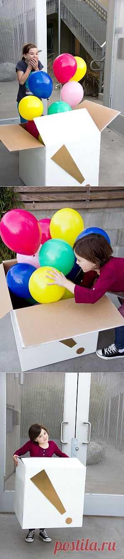 Сюрприз с воздушными шарами (DIY) / Розыгрыши / Модный сайт о стильной переделке одежды и интерьера