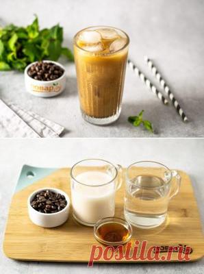 Холодный кофе | Вкусные кулинарные рецепты