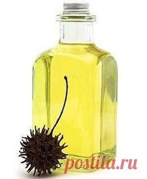 Castor oil for appearance