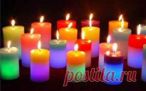 Сила свечи | Мир Женщины/Сила  свечи и огня давным давно была известна практикующим магам.И сегодня экстрасенсы разной направленности используют силу свечи