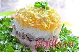 быстрый салат с сыром свежесть | Отдыхай КЛАССно!!!