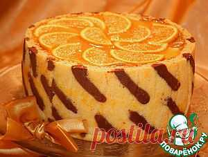 "Торт ""Тигр"" - кулинарный рецепт"