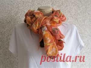 Как красиво завязать шарф платок, палантин. Быстрые и оригинальные способы для легкого большого шарфа | Журнал Ярмарки Мастеров Наступила весна, мы все активно преображаемся. Поэтому вопрос, как красиво завязать шарф сейчас как никогда актуален. Я люблю носить шарфы в повседневной жизни