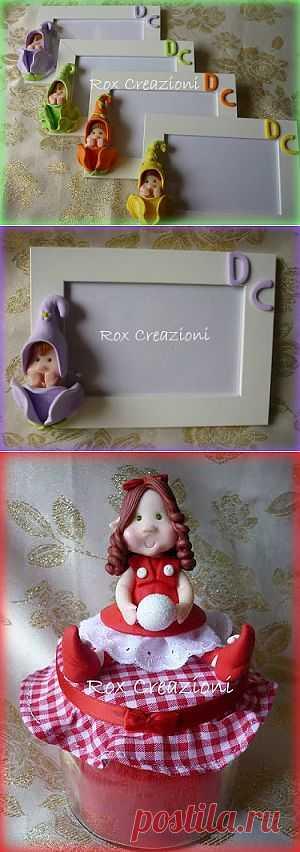 ...briciole di creatività...(...Крошки творчества ......)