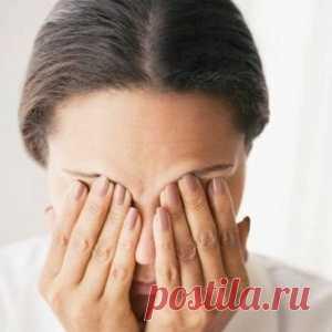 Лечение воспалительного заболевания глаз народными средствами.... - МирТесен