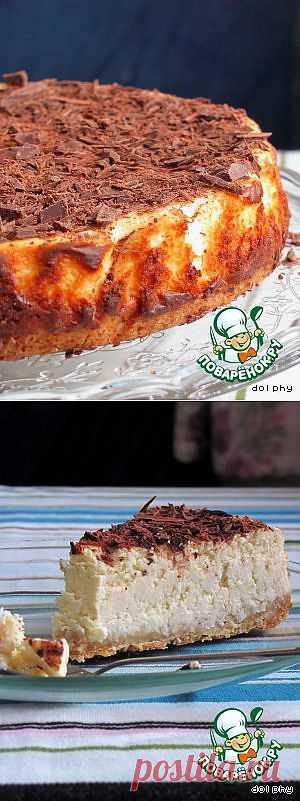 """Творожный торт """"МегаКокос""""  Автор: dolphy"""