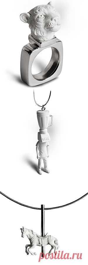 Изящный минимализм Haoshi (трафик) / Украшения и бижутерия / Модный сайт о стильной переделке одежды и интерьера