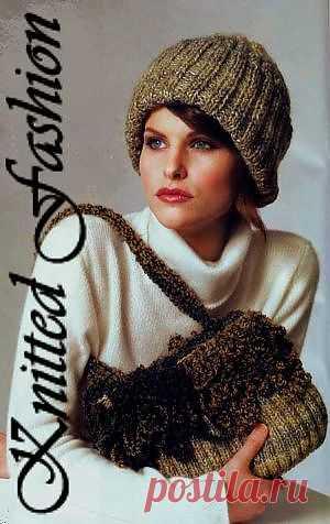Сумка и шапка - KnittedFashion.info