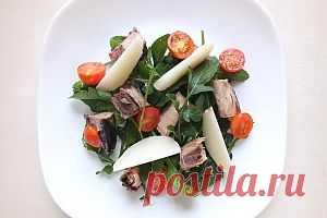 Салат Мегаполис рецепт с фото на Webspoon.ru