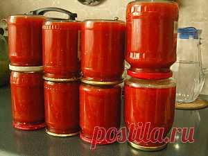 Как приготовить томатный кетчуп на зиму
