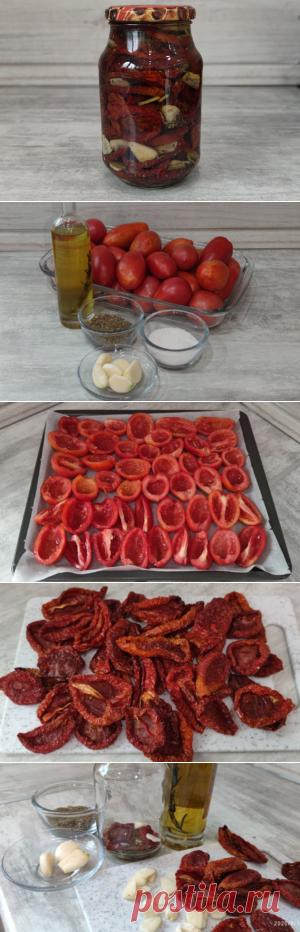 Вяленые помидоры - Oбжорка Gluttony.ru