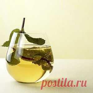 Холодный чай с пряностями.