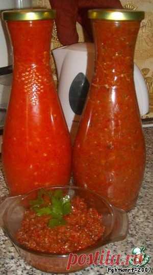 Айвар - кулинарный рецепт