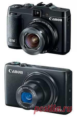 Компания Canon снова выпускает несколько фотокамер | Обзоры интересных гаджетов