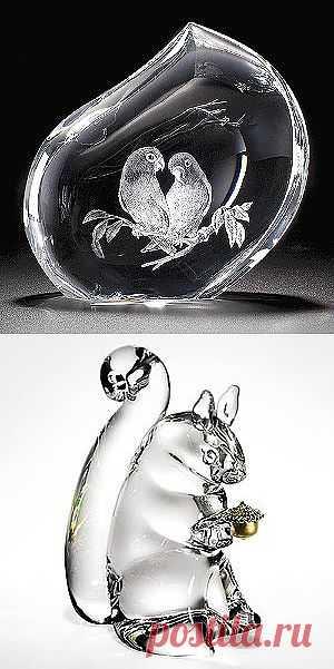 Фигурки из стекла / Я - суперпупер