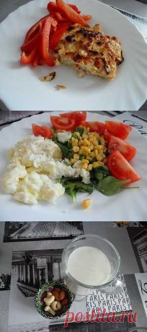 Про белковые продукты питания. Пищевой дневник