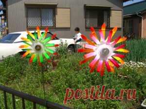 Пластиковые бутылки могут пригодиться.