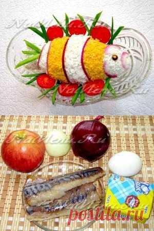 Как приготовить форшмак из соленой скумбрии?