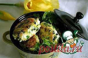 Яичные котлеты - кулинарный рецепт