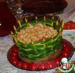 """Салат """"Карпатский"""" - кулинарный рецепт"""