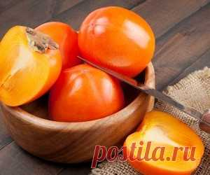 Physicians told who cannot eat a persimmon - health info