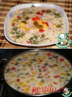 Суп по-техасски - кулинарный рецепт