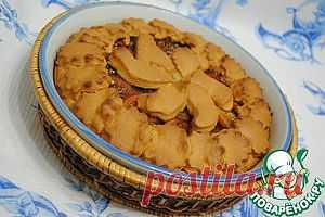 Пирог с апельсинами - кулинарный рецепт