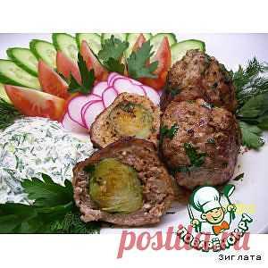 Брюссельские мясные шарики - кулинарный рецепт