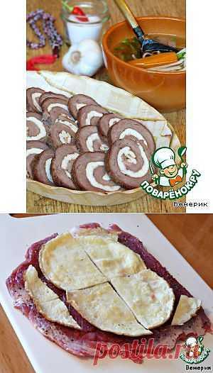 Калжа – это национальное татарское блюдо, можно сказать 2 -в-1, так как получается сразу два блюда: горячий бульон и мясная закуска, которую можно подавать как в горячем, так и в холодном виде.