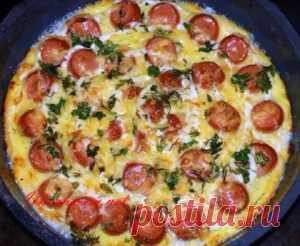 Картофельная запеканка с сосисками рецепт в духовке