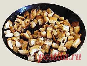"""Гренки """"смак"""" Состав: 2 луковицы 2 ст ложки манной крупы пару батонов 500 г куриной печени 1 яйцо соль и перец по вкусу Начинаем готовить: Печень и лук перемолоть в блендере или через мясорубку, посолить, поперчить, добавить манку и яйцо. Нарезаем батон ломтиками и каждый кусочек смазываем массой с одной стороны. Теперь жарим на разогретой сковороде с растительным маслом, с начала массой вниз, а затем следует перевернуть."""