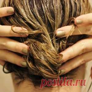 Маска для сумасшедшего роста волос... Не говори потом, что тебя не предупредили!