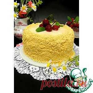 """Торт """"Белое танго"""""""