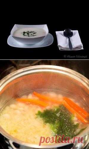 Супы: Крем-суп «Компьеж»