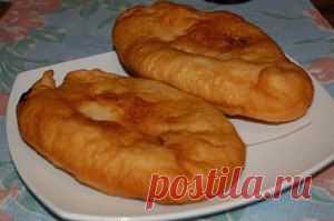 пирожки жареные – тесто заварное - Простые рецепты Овкусе.ру