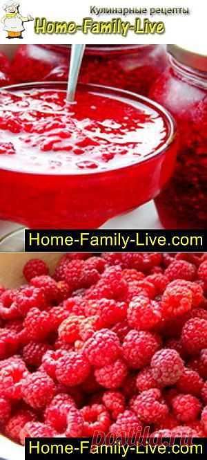 Малиновое варенье - пошаговый фоторецепт - варенье из малины | Кулинарные рецепты