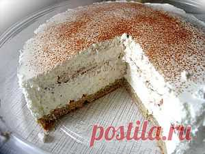 Супер-диетический торт – вкусно и без последствий для талии
