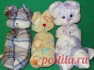 Игрушки-сплюшки-подушки - Ярмарка Мастеров - ручная работа, handmade