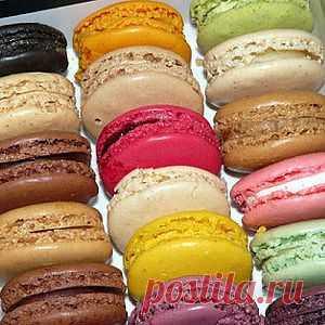 Французское печенье макарон рецепт – выпечка и десерты. «Афиша-Еда»