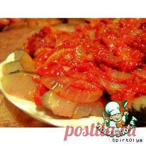 Литовская кухня: закуска из сельди  за 15 минут