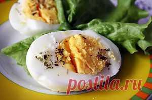Блоги@Mail.Ru: Как сварить яйцо правильно