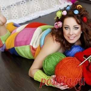 All secrets of knitting!