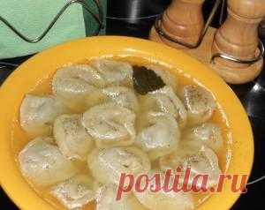 Сибирские пельмени | Don Аппетит